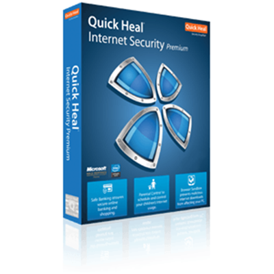 Quick Heal Internet Security - 3 User - 3 Year